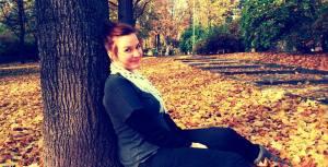 autumn preg shot